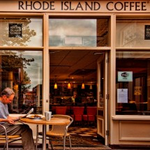 Warrington Coffee Shop Rhode Island Coffee