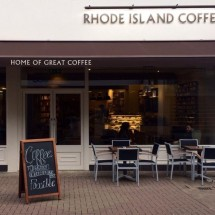 Altrincham Coffee Shop Rhode Island Coffee Shop