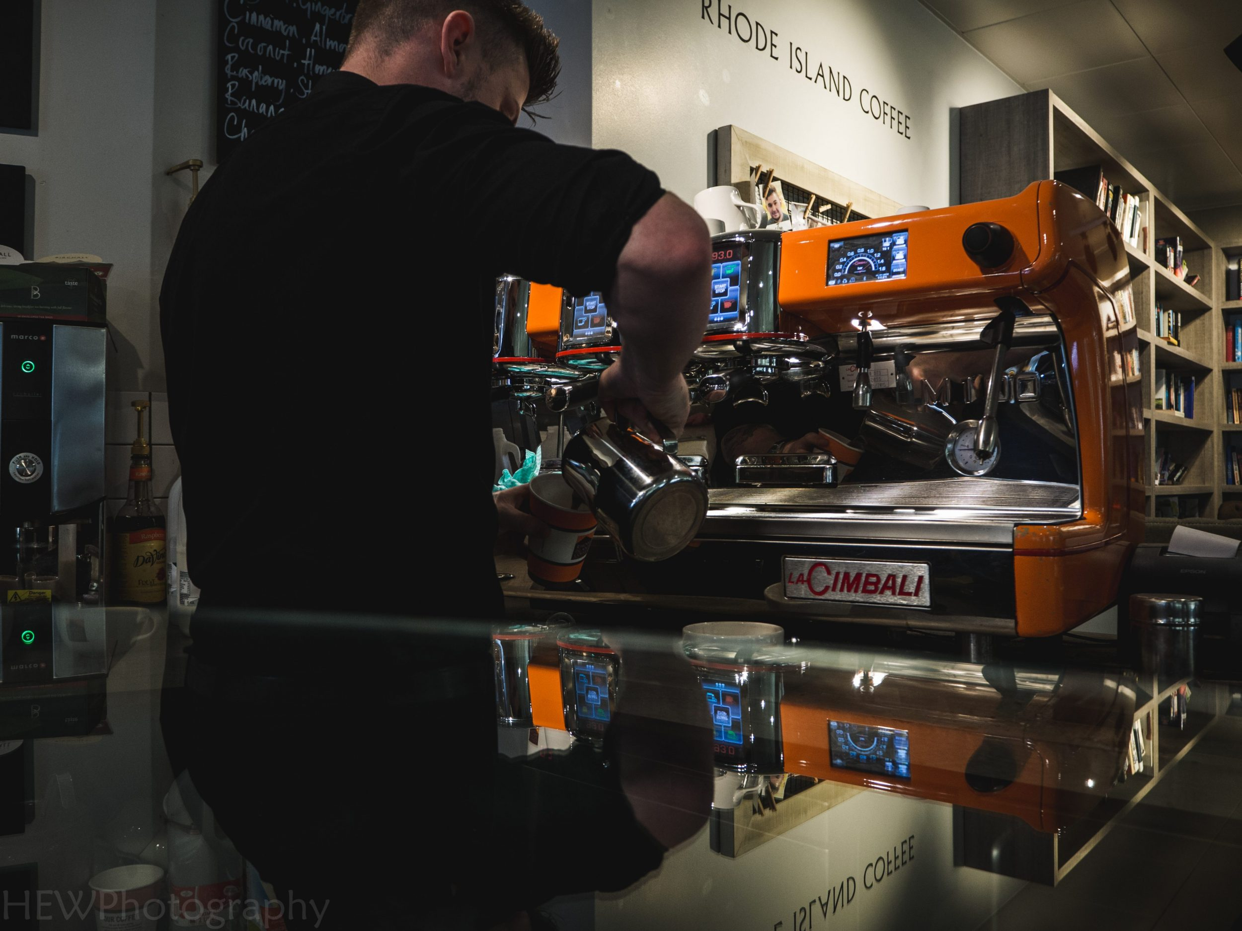 Rhode Island Coffee 2015 Best Independent Coffee Bar In The Uk